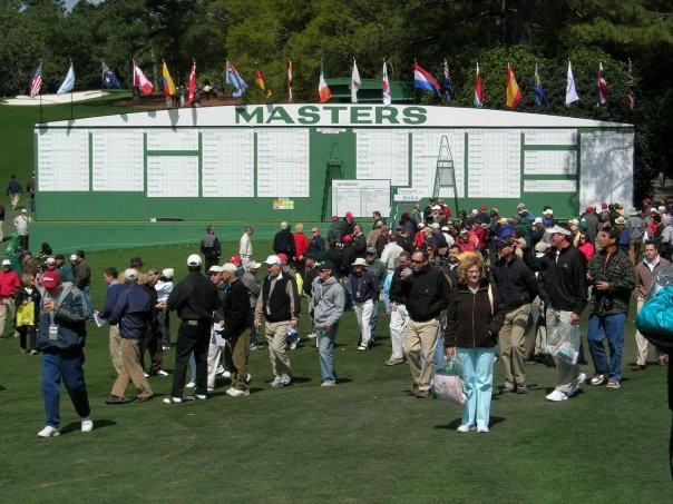Masters Week is Now the Only Time Golf is Mainstream Relevant