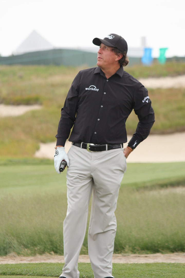 50-year old Phil Mickelson breaths life into dying professional golf scene