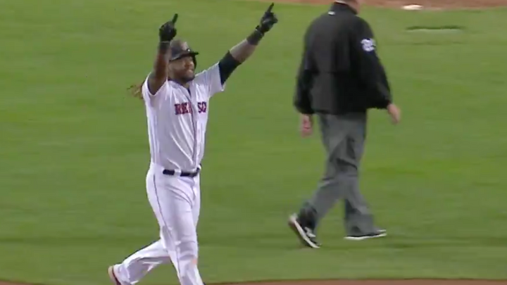 Red Sox beat Blue Jays in 19-Innings Without the Aid of Apple Watch (we think)