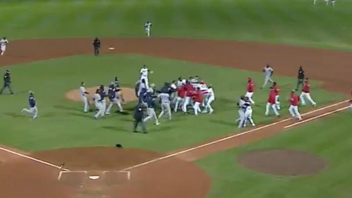 Baseball Fights are Just Plain Stupid