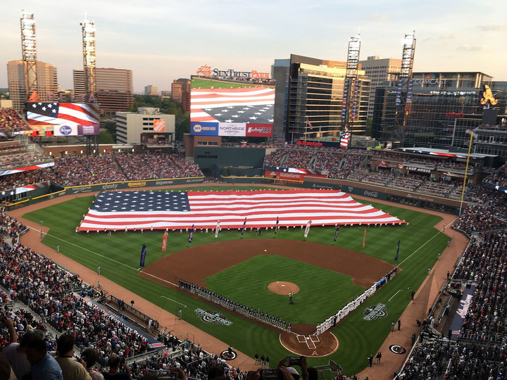 Major League Baseball Opening Day is Still Cool to Me