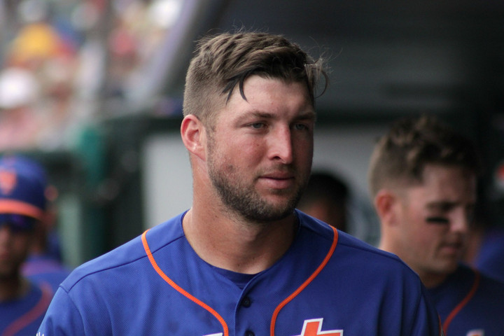 Tim Tebow May Actually Make it to the Major Leagues This Season