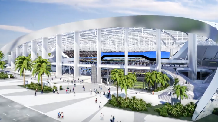The Rams Are About to Usher in an Era of $5 Billion Stadiums