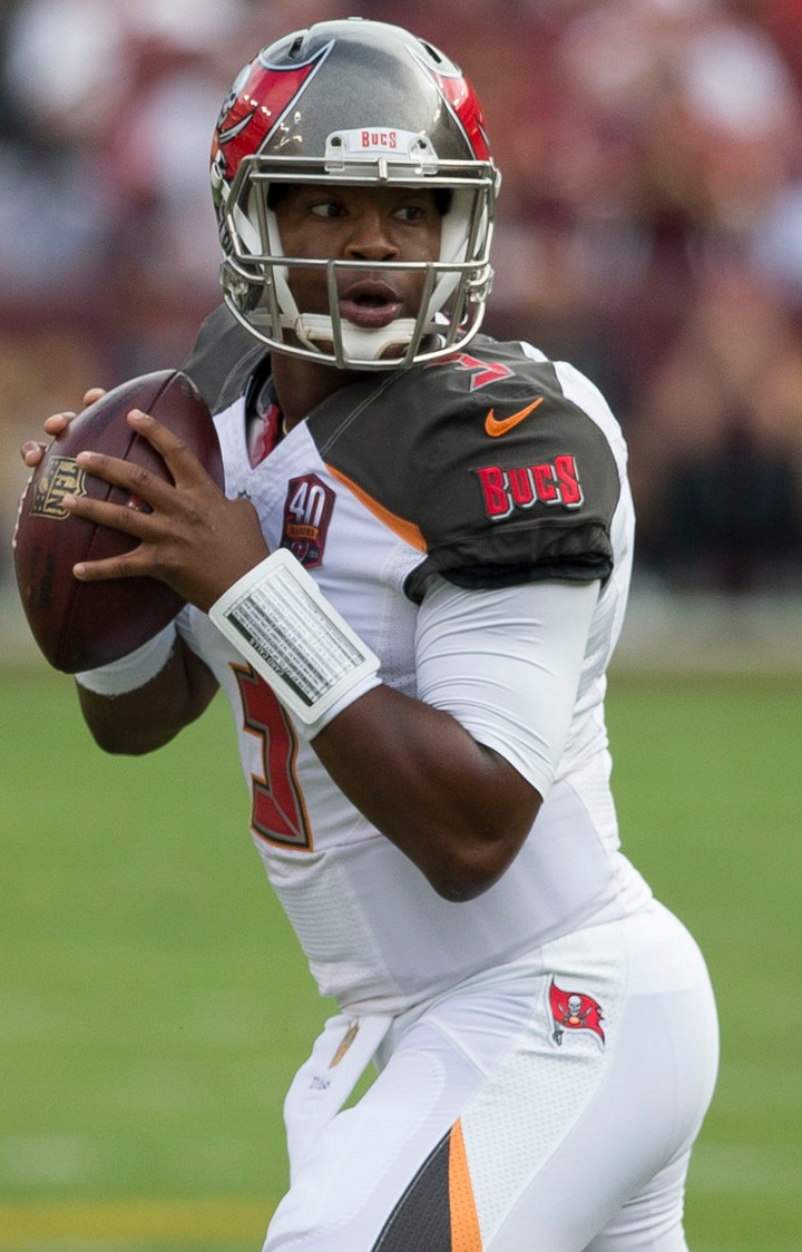 The Buccaneers Appear to Have a Jameis Winston Problem
