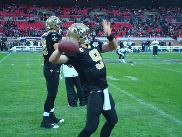 Stupid Thing of the Day: Saints Fan Suing Team over Player Protests