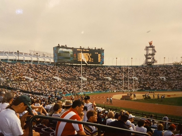 Game Changer: 25 year ago, Atlanta's Olympic moment took the games to a new level