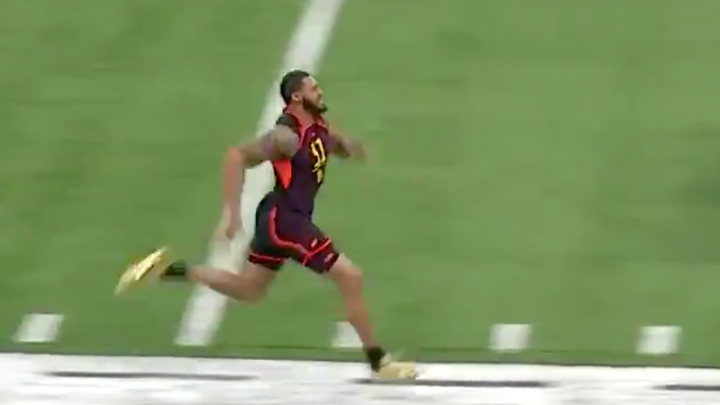 Montez Sweat and Others Master Combine Workouts but can they be NFL Stars?