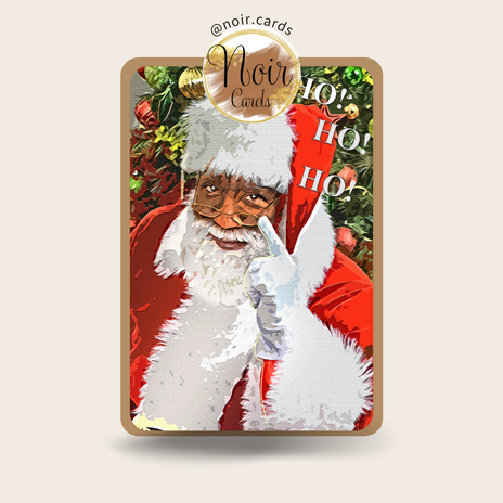 noir cards website  review santa is here