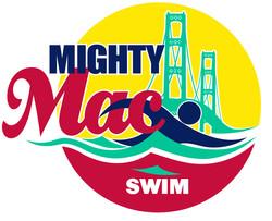 Mighty Mac Swim Logo