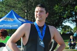 U.S Olympic Bronze Medalist Chris Thompson
