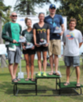 Mighty Mac Swim champions of 2016.