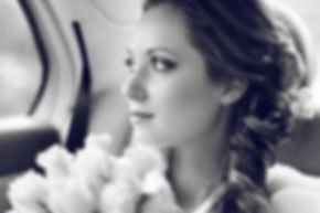 photo maquillage mariée