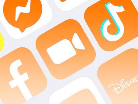 Os apps que fizeram 2020