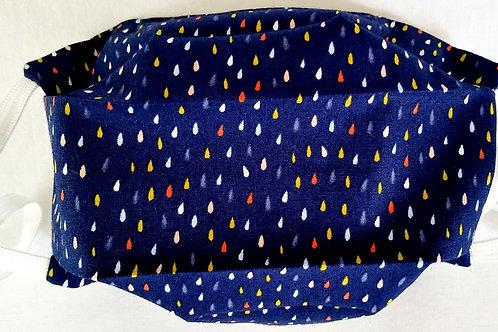 Bleu de pluie FFP2 (avec barrette)