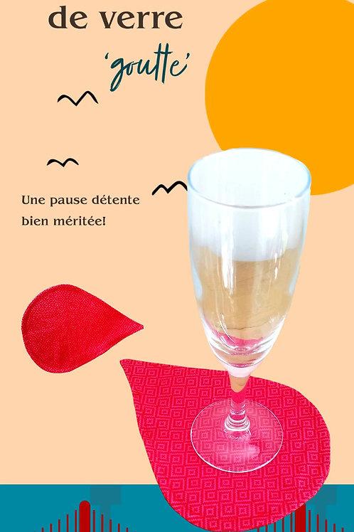 Le dessous de verre Rosy