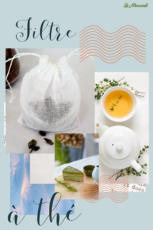 Filtres à thé (x 5)