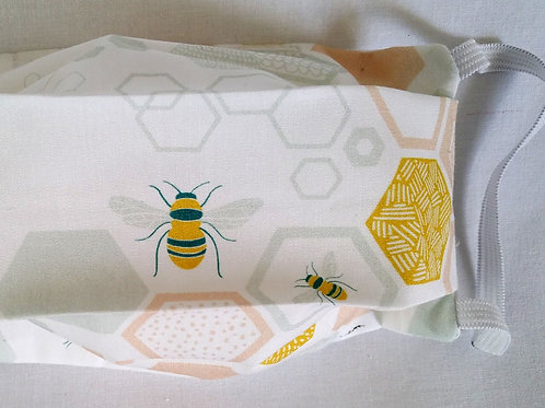 La Bees FFP2 (avec barrette)