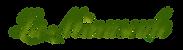 logo laminuscule.com