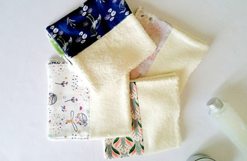 Child wipes pack zero waste