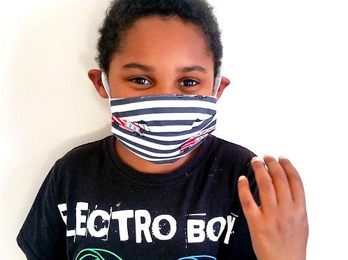 Masque-barrière enfant (3-10 ans)