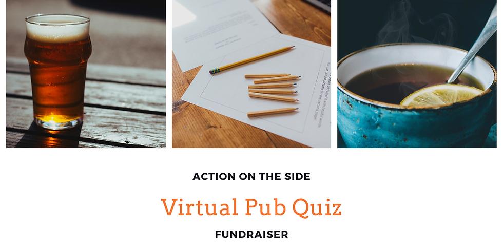 Virtual Pub Quiz - March
