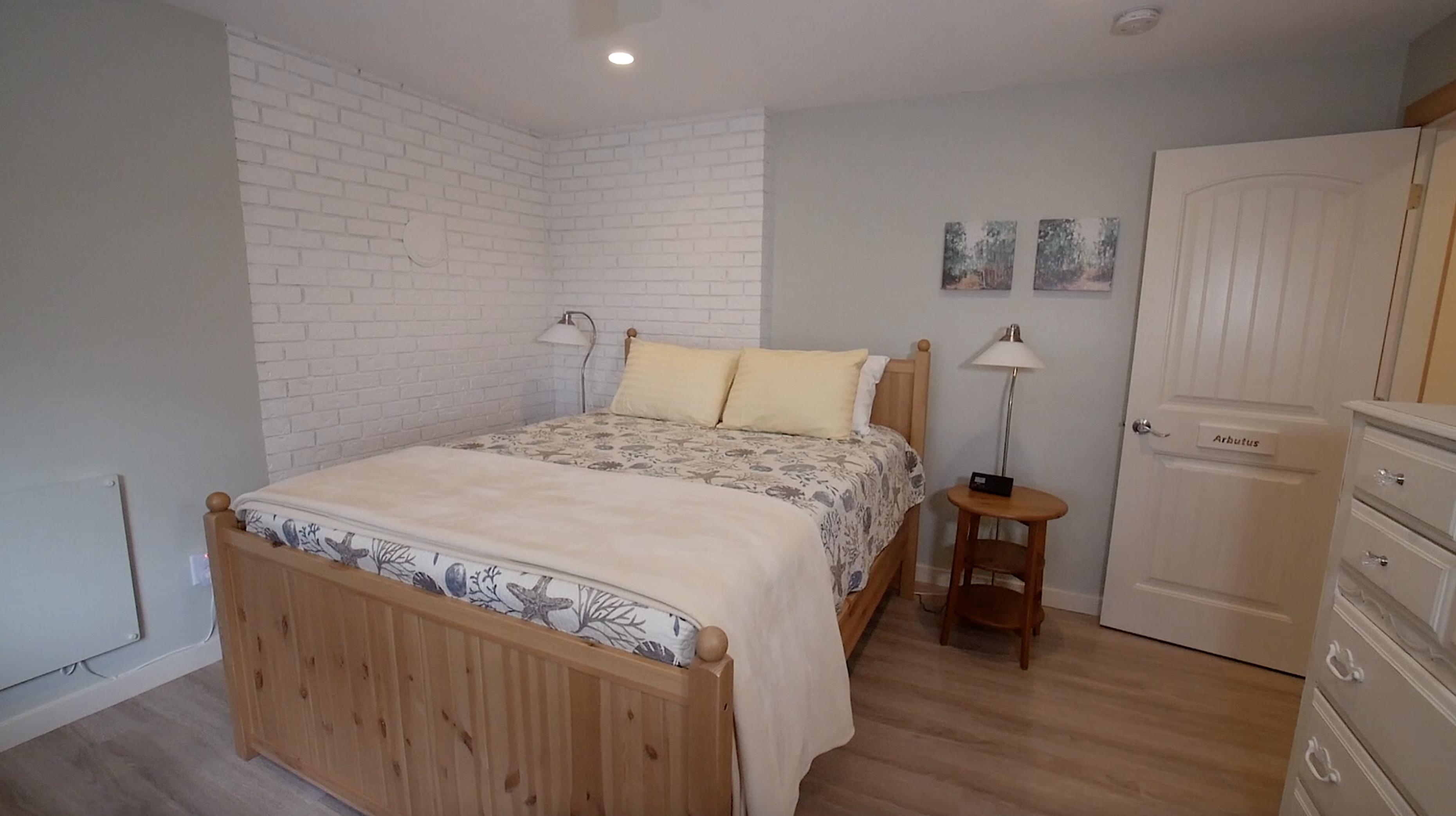 IslandSkye Arbutus Room