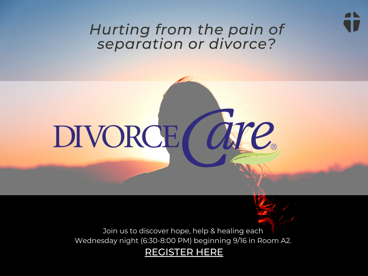 Copy of Divorce Care (Woman) Presentatio