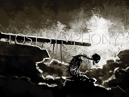 Lost Symphony talk about recording with JIMI BELL