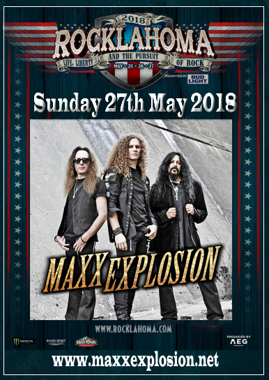 05 ME at Rocklahoma Poster Sun27May2018