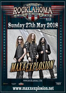 05 ME at Rocklahoma Poster Sun27May2018