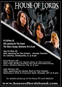 05 HOL gig tour dates Wed28Feb2018