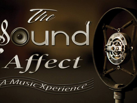 Interview with The Sound Affect Show LIVE
