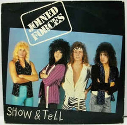 Joined Forces SHOW and TELL Album 1985 Cover