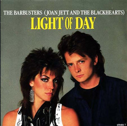 1987 The BarBusters with Joan Jett And The Blackhearts Album Cover