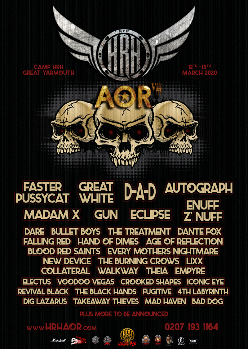 03 Fri03Mar2020 HRH AOR Festival Great Y