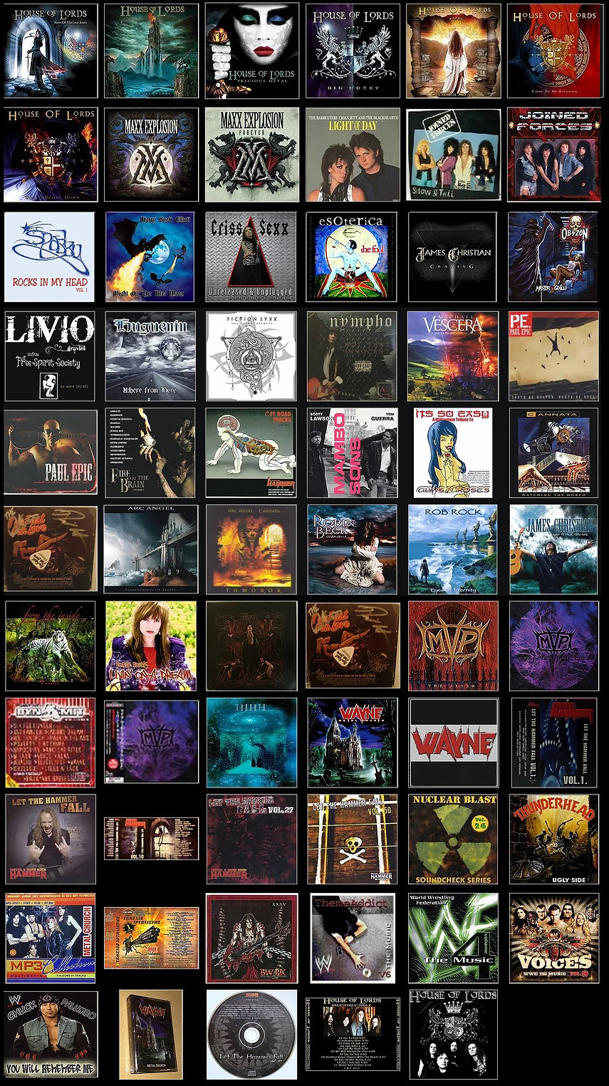 1 ALL CDs by Jimi Bell up to 2019.JPG