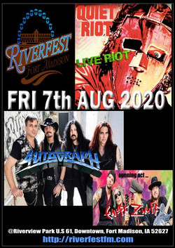 08 Fri07Aug2020 Riverfest in IOWA