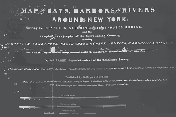 Waterways and Commodity-ways of NYC