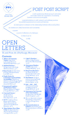 P.P.S. Press / Open Letters