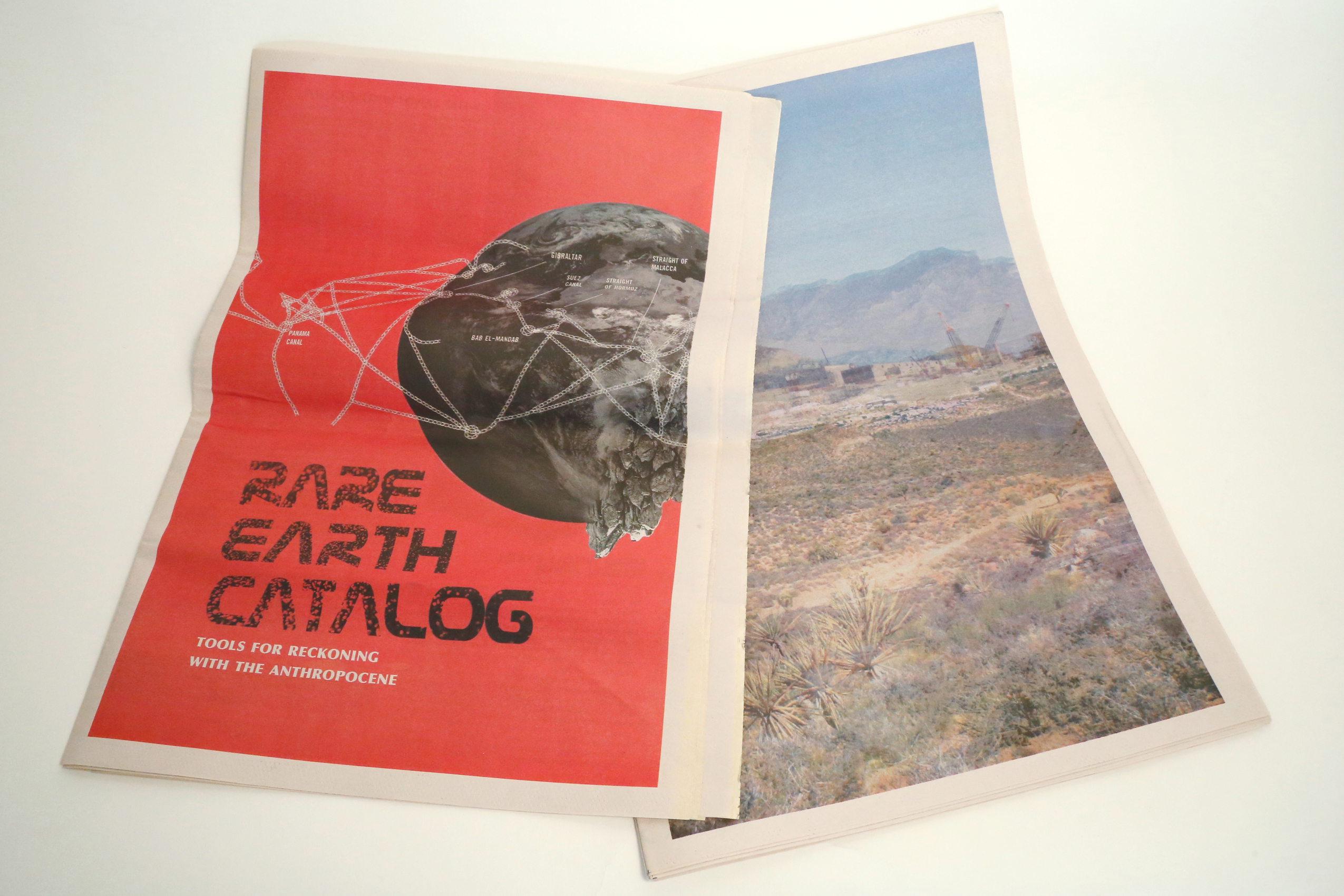 THE RARE EARTH CATALOG 1 & 2