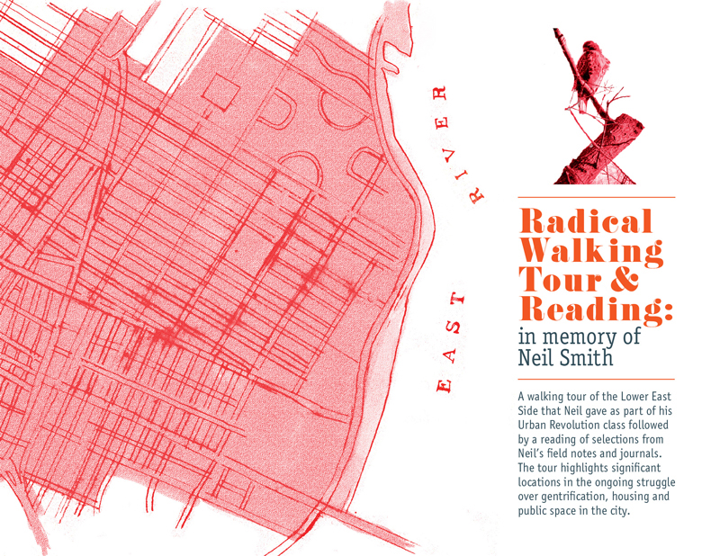 RADICAL WALKING TOUR