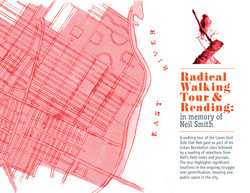 RADICAL WALKING TOUR