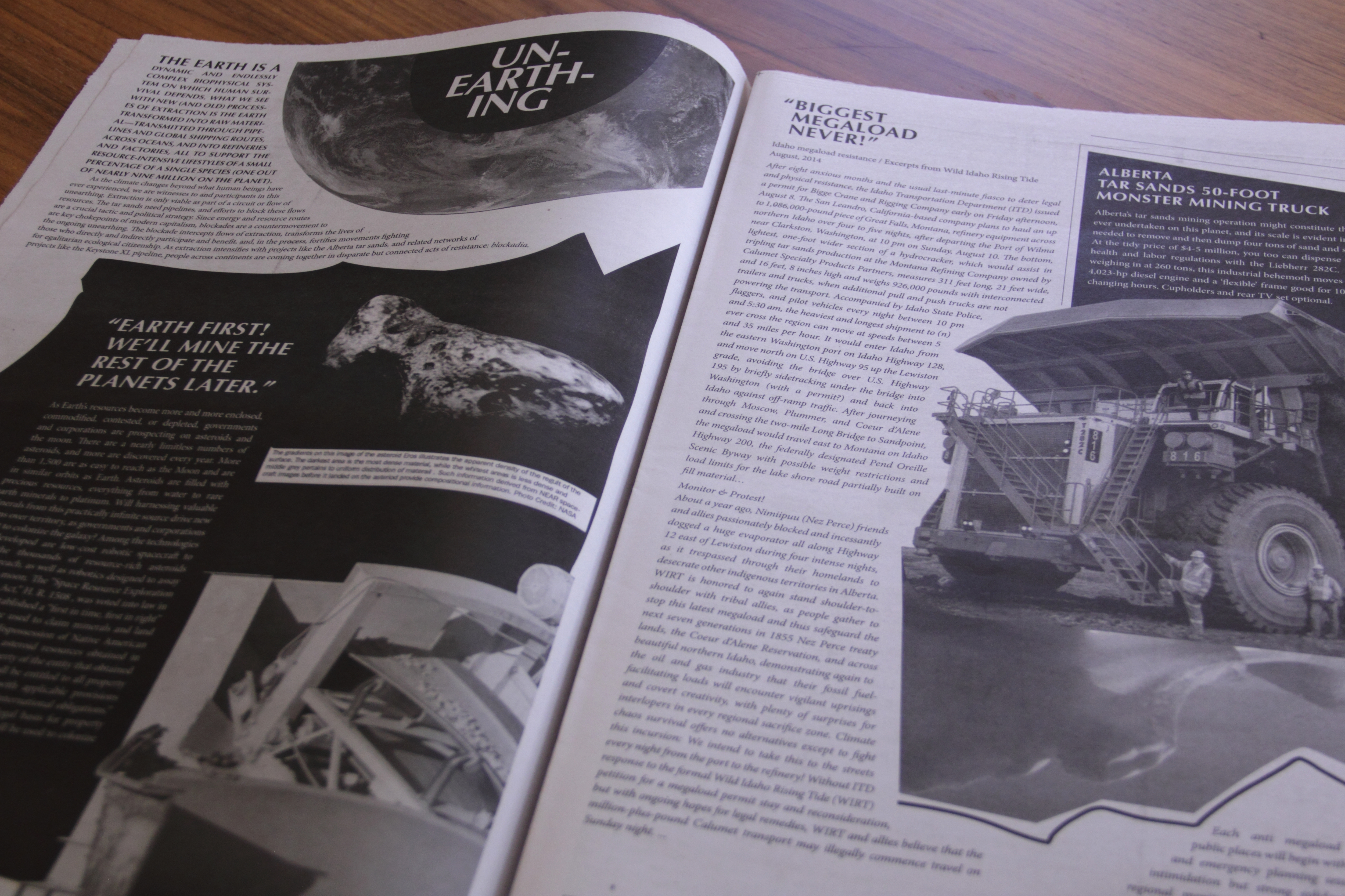 THE RARE EARTH CATALOG