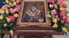 25 декабря в честь престольного праздника Святителя Спиридона Тримифунтского состоялся крестный ход.