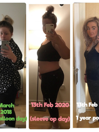Heather Brown - My Weight Experience
