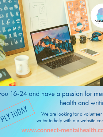 Recruiting for a Volunteer Blog Content Writer