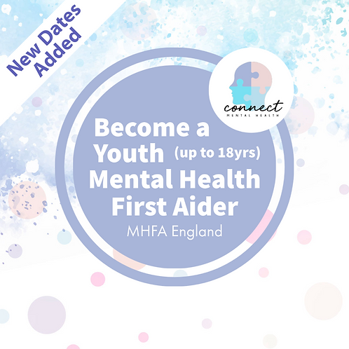 2-Day YOUTH Mental Health First Aid Training