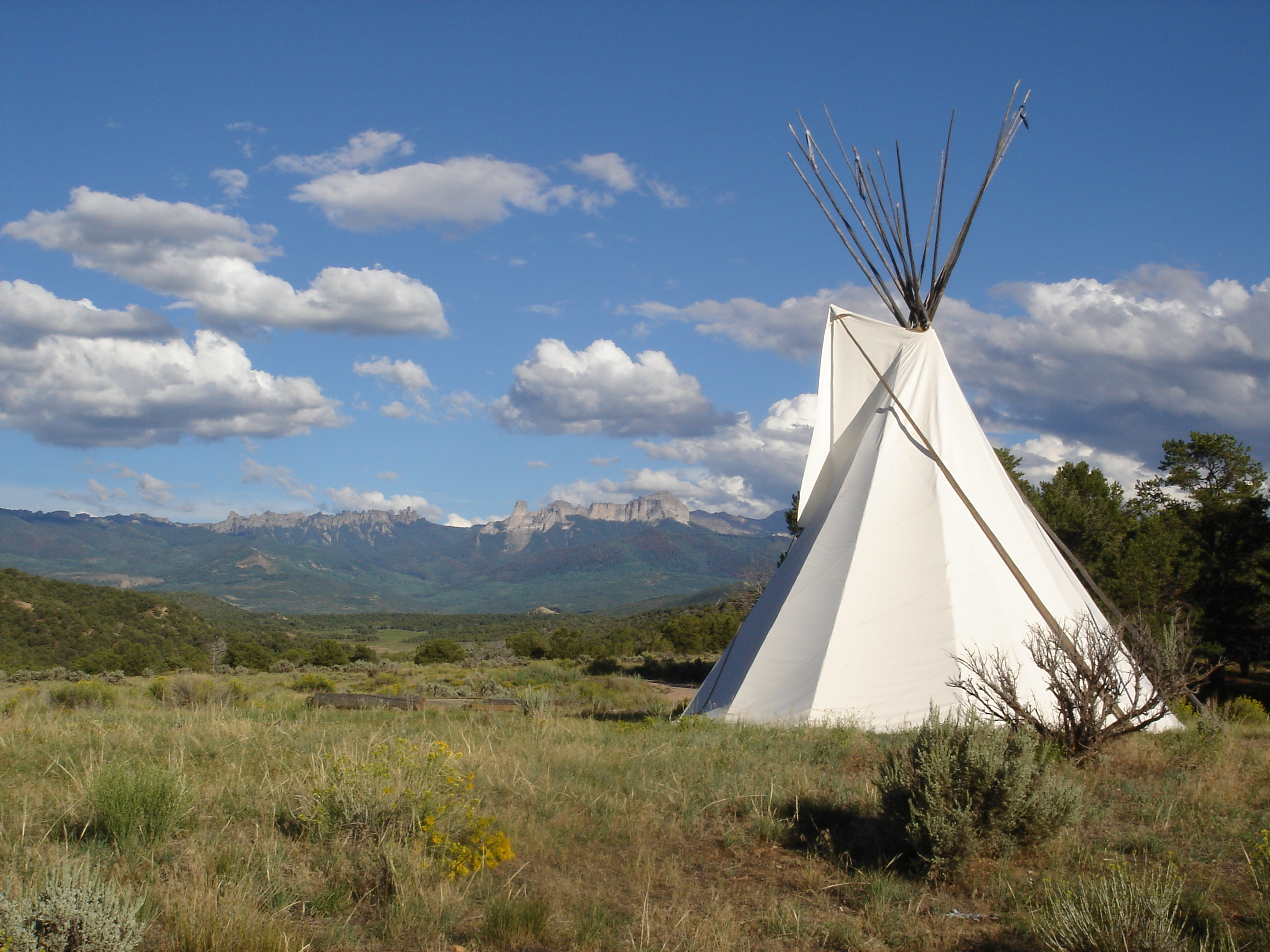 Colorado tipi