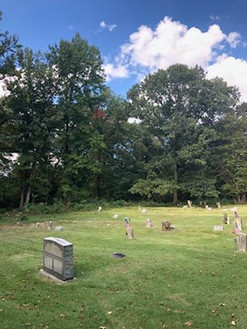Mount Peace Cemetery Modern Times