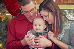 Cullen's Six month & Christmas portraits (14)